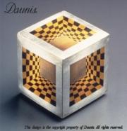 Optical Illusion Cube 1