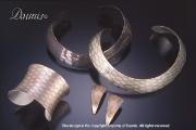 Snake Skin Pieces