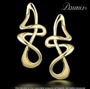 Glen Cove Earrings 14k