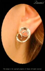 Eagle Island Earring