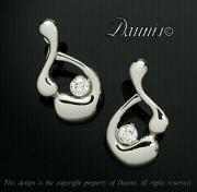 earrings-white-gold-diamond