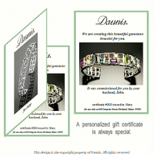Gift- Certificate